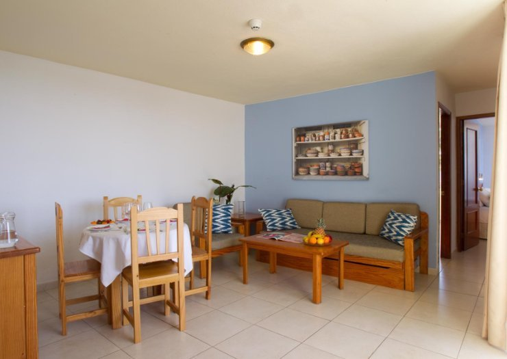 Two-bedroom apartment (4 adults) playa del sol hotel maspalomas